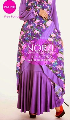 NBH0197 AFRUZ FULLSET (MATERNITY AND NURSING FRIENDLY)