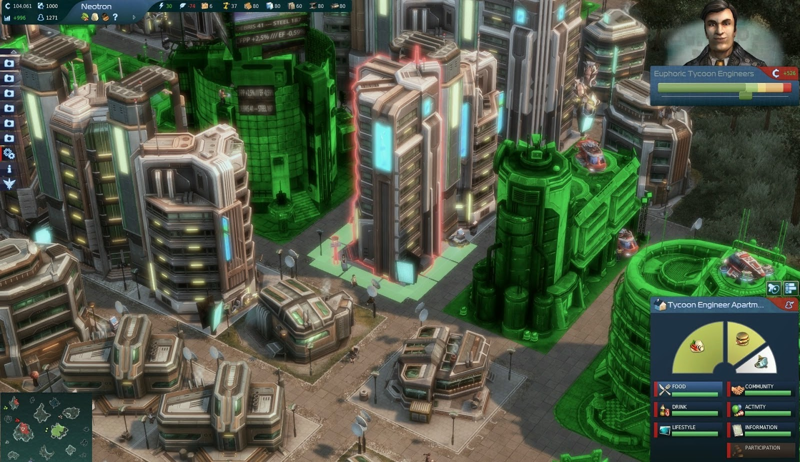 SimCity PC Game Overview
