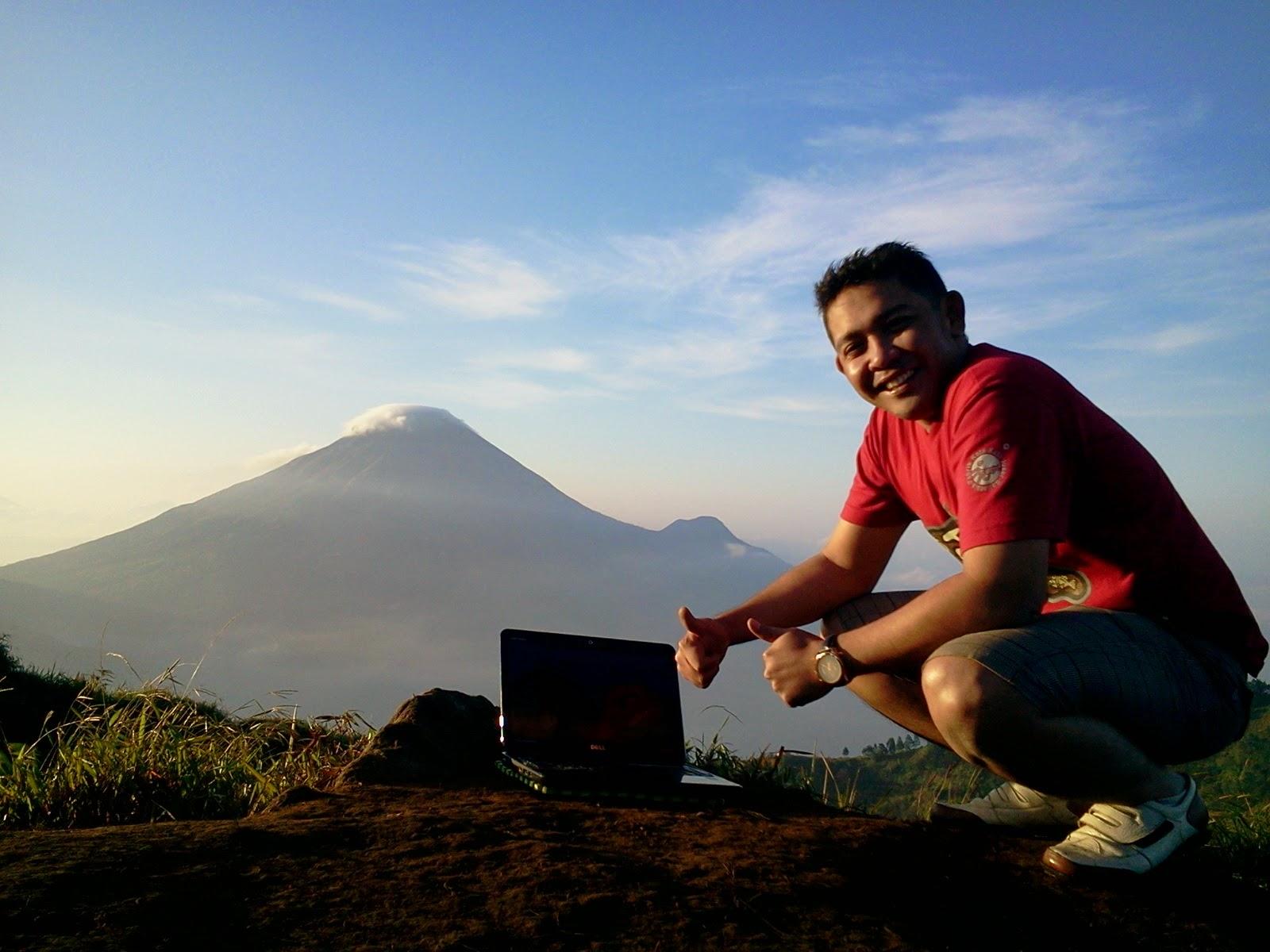 Trading Forex Online: Orang Gila di Puncak Gunung Sikunir