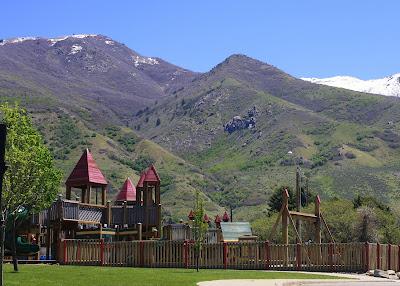 Kaysville / Fruit Heights Castle Park Nicholls Park Summer Fun Utah