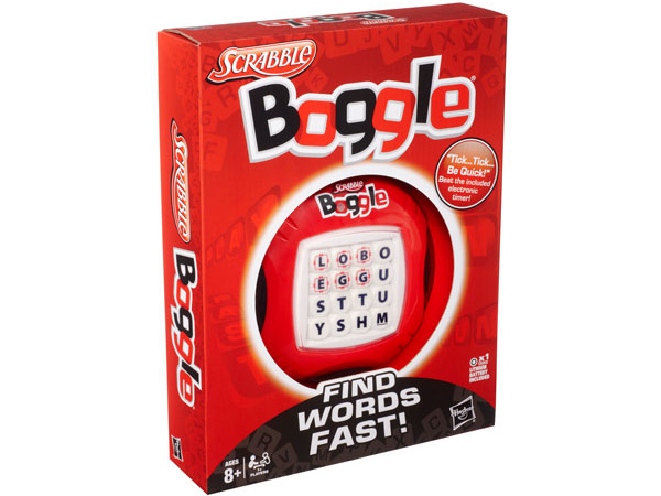 Boggle Electronic Handheld Game Instructions