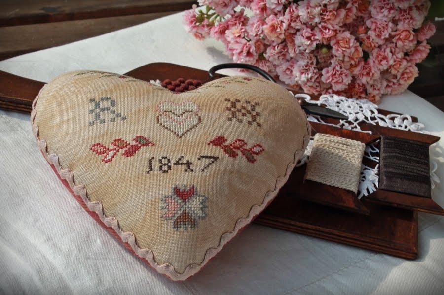 Rose Hamilton Heart