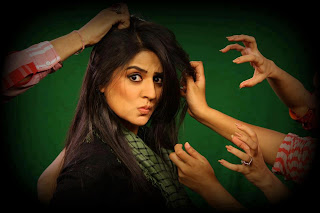 Sanam Baloch looking awesome in her latest shoot 2013  - Pakistan celebrities
