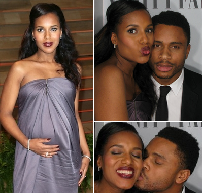 a feast for the eyes kerry washington and husband