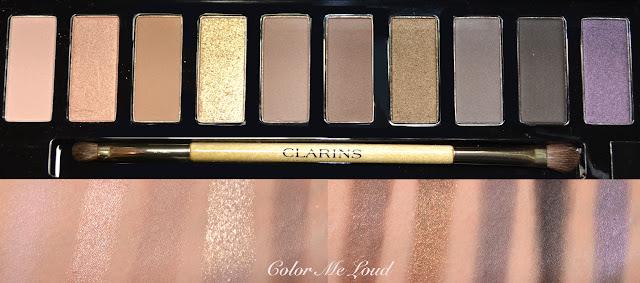 Clarins палитра для макияжа глаз the essentials 2017-2018 отзывы