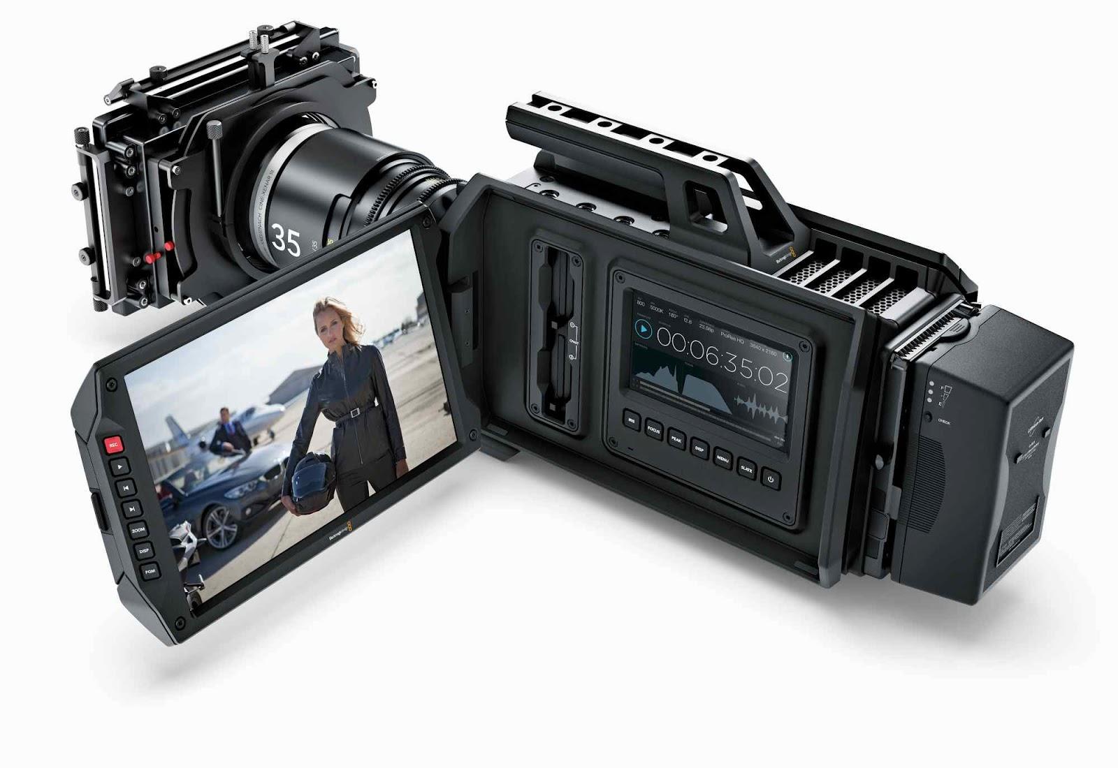 UrbanFox.TV Blog: Blackmagic Ursa upgradable camera