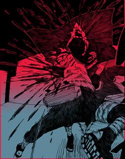 Manga 635 Kakashi Dead