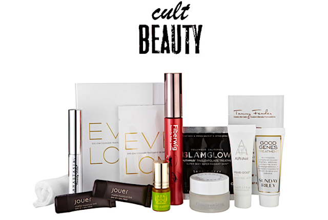 Cult Beauty Best of 2013 Goody Bag Promotion