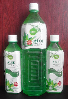 BeFit Aloe Vera Natural napój z cząsteczkami aloesu - recenzja :)
