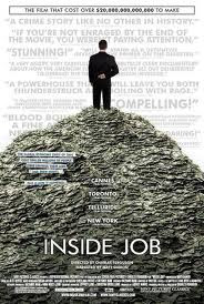 Inside Job. Charles Ferguson