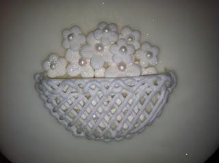 Royal Icing Baskets