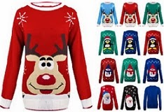 Christmas clothing gifts