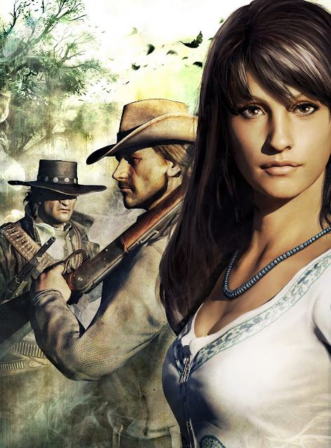 Call of Juarez Bound in Blood Character Marisa HD Wallpaper