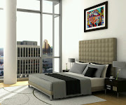 Modern homes bedrooms decoration designs ideas.