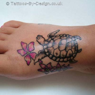 Turtle Tattoos
