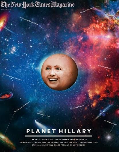 Hillary Clinton NYT