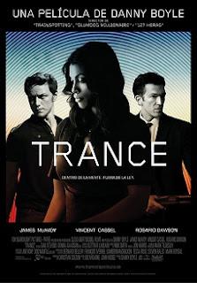 Trance dirigida por Danny Boyle
