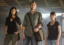 The Shrine -  Aaron Ashmore, Cindy Sampson, Meghan Heffern | A Constantly Racing Mind