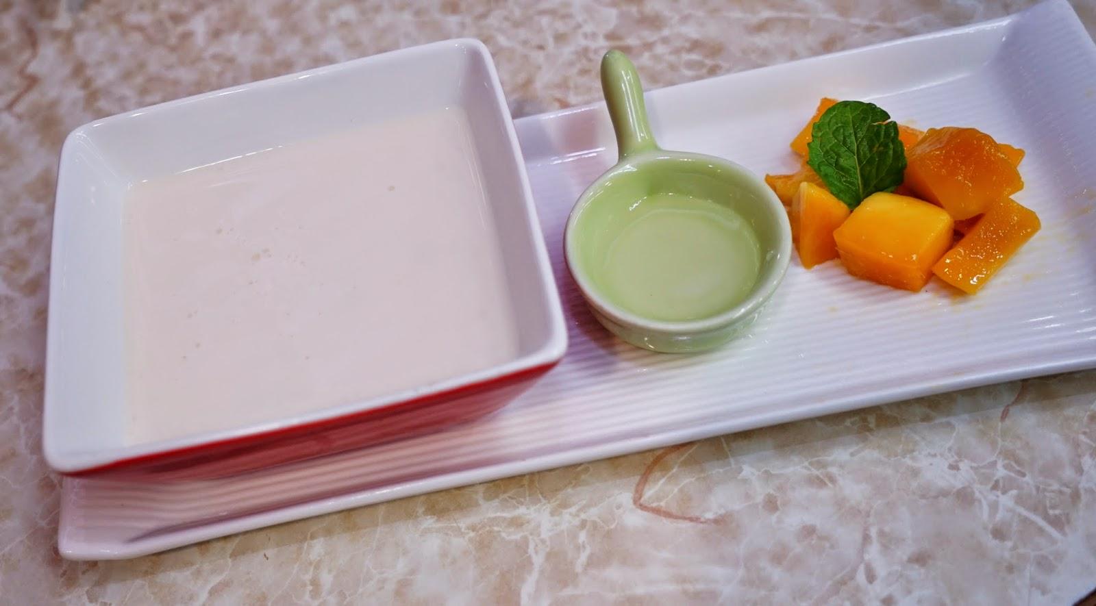香港深水埗甜蜜總部 甜品芒果西米露