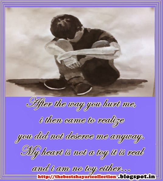 Sad Broken Heart Sms In English Image photo