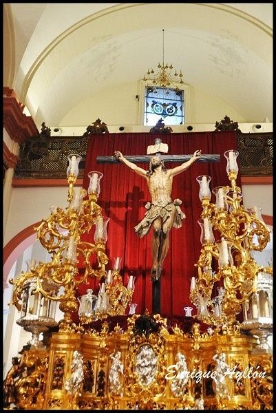 Besapiés Domingo Resurrección Santísimo Cristo de la Expiración El Cachorro 2013