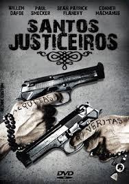 Santos Justiceiros  DVDRip AVI + RMVB Dublado