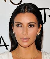 Kim Kardashian Hairstyle Picture
