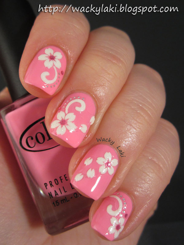 Wacky Laki: Color Club Flamingo...