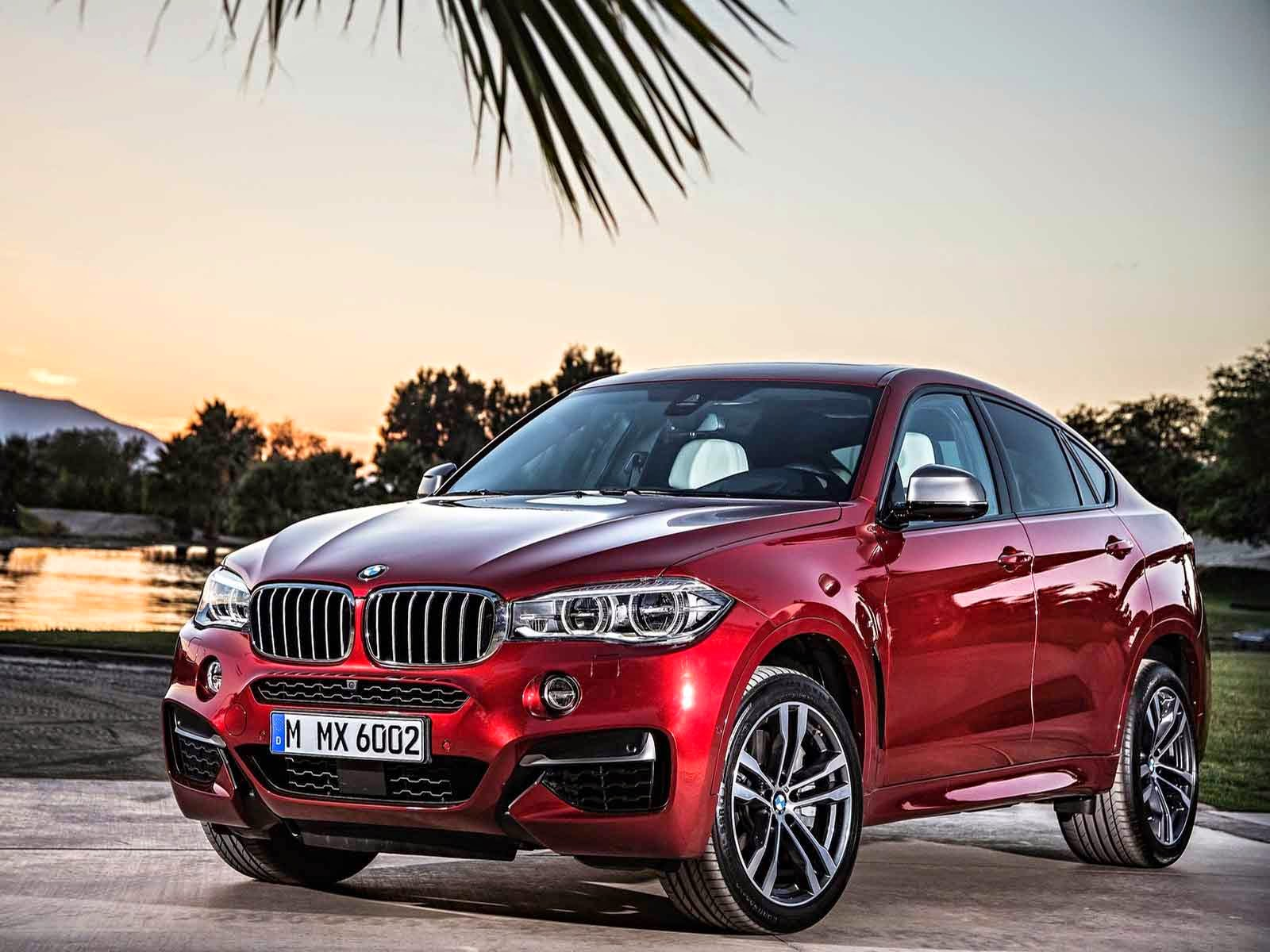 2015 New BMW X6 HD Picture