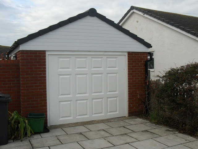Brick Built Garages