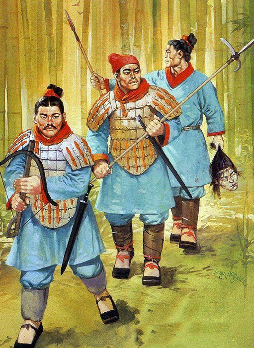 ทหารสมัยราชวงศ์ฉิน