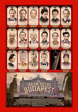 El gran hotel Budapest (2014)