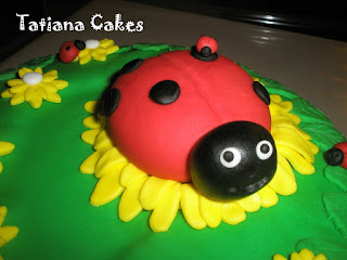 mariquita tarta