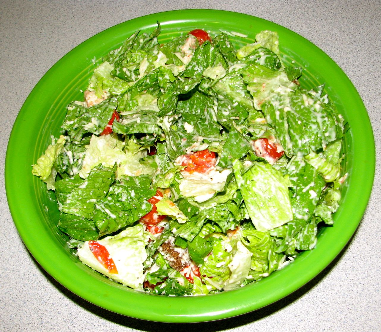 Caesar Salad Dressing Anchovies Skinny caesar dressing
