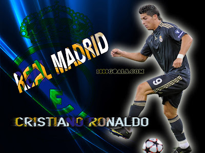 wallpaper christiano ronaldo real madrid