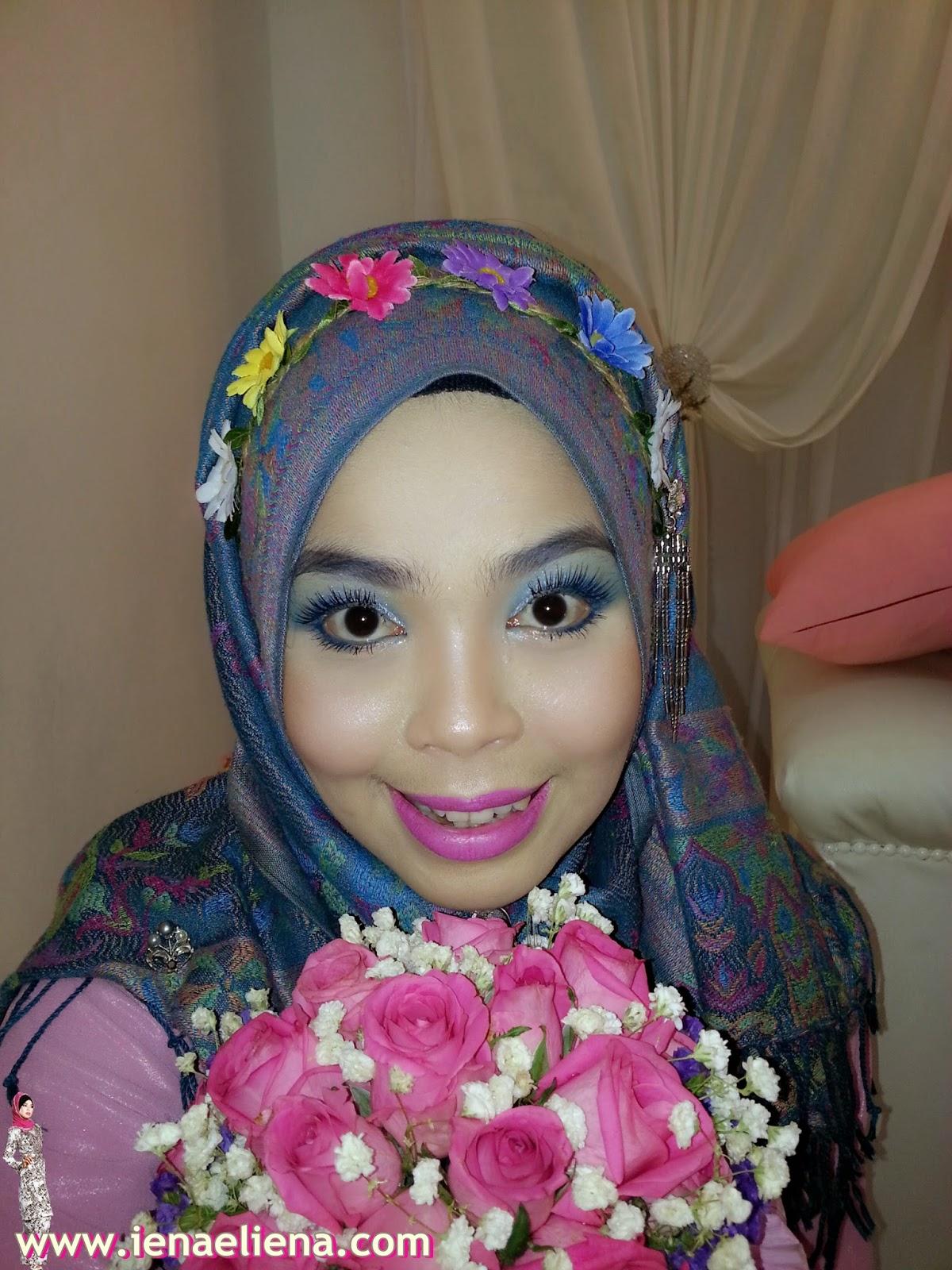 make up by cik iena eliena