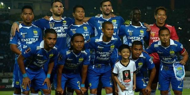 Pecundangi Sriwijaya FC, Persib juara Piala Presiden