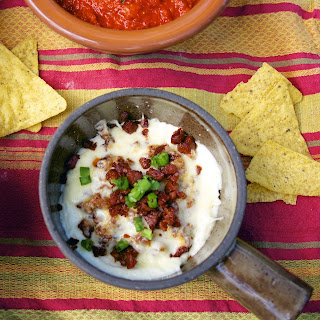 Chorizo Cheese Dip- simplelivingeating