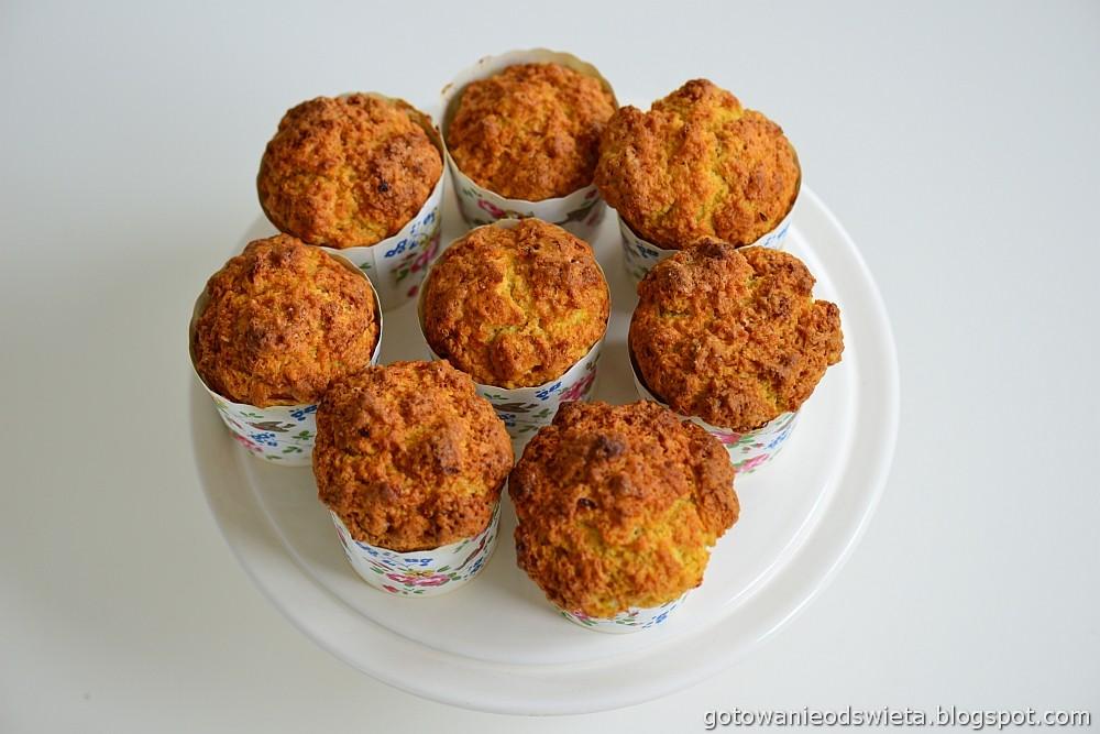 muffinki pomarańczowe od Nigelli L