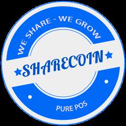free sharecoin
