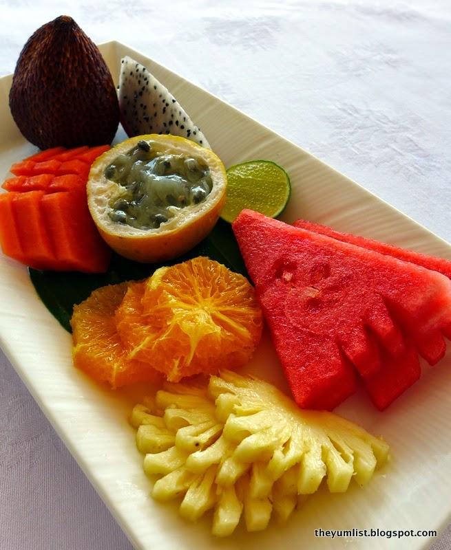 CasCades, One of the Best Breakfasts in Ubud, Viceroy Bali, Ubud