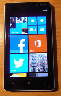 Smartphone Nokia Lumia 820 análisis