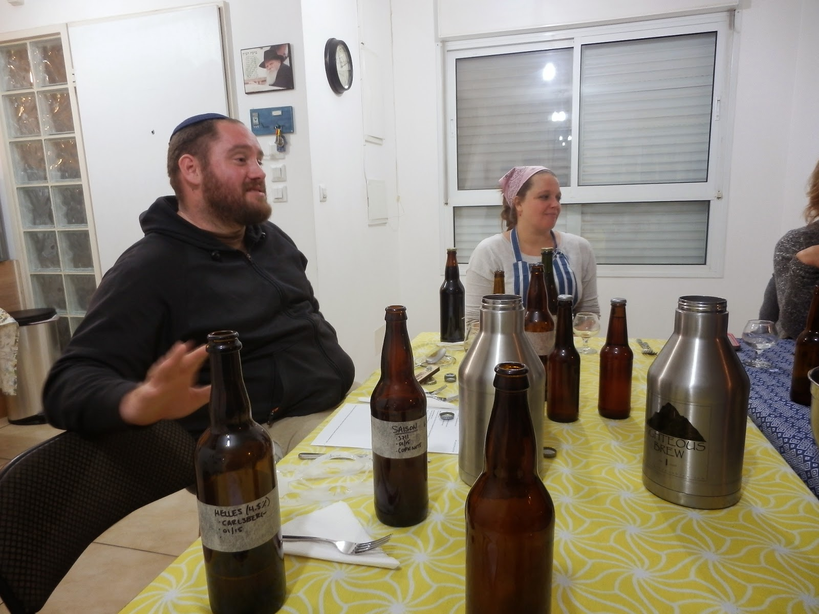 israel brews and views march 2015