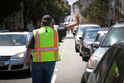 Why Doesn't San Francisco Enforce Double Parking on Sundays?