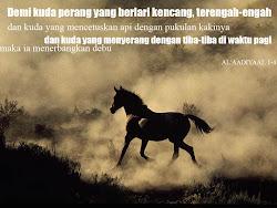 Umpama semangat seekor Kuda