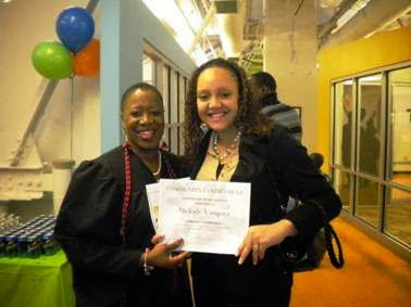 The FICKLIN MEDIA GROUP,LLC: Community Action Agency of New Haven case manager honored by ConnCat