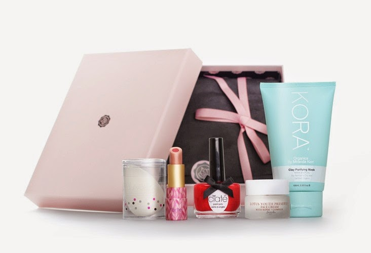 Glossybox April 2015 Review