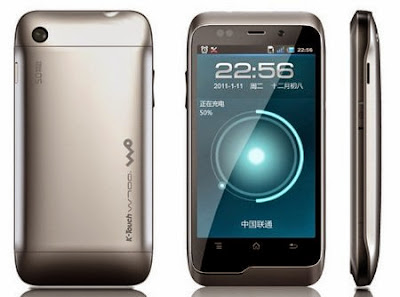 K-Touch W700 Hp china android