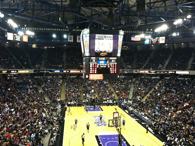 Spike in attendance could only help effort to keep Kings