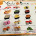 Sushi Mentai RM1.80 and RM 2.80 Sushi | SS2